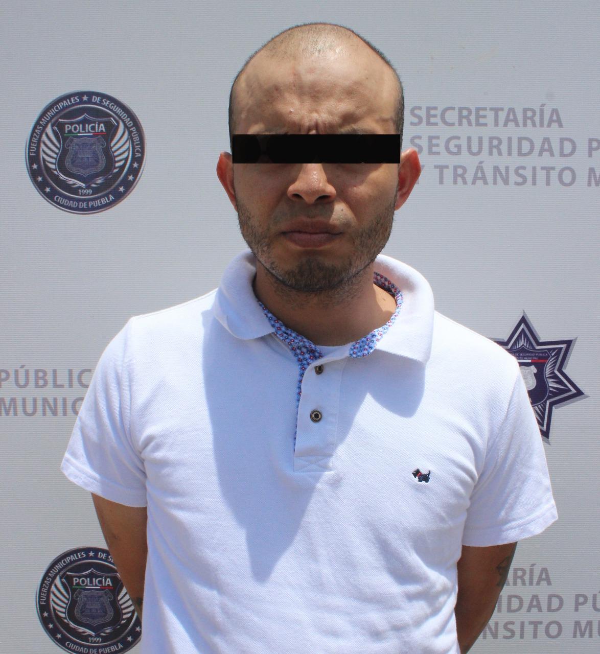Dan prisión preventiva a asaltante de tiendas Coppel en Puebla