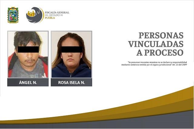 Estaban ya presos en Puebla y les imputan otro secuestro