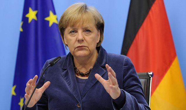 Confirma la SRE la visita a México de la canciller alemana, Angela Merkel