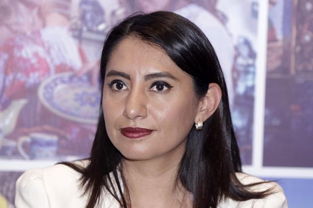 Ex edil de Huejotzingo mal usó recursos de seguridad: alcaldesa
