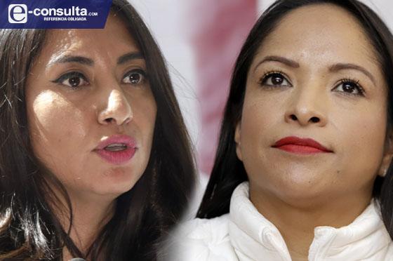 Lizeth Sánchez y Angélica Alvarado usan red para promover su imagen
