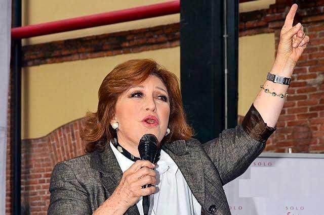 Angélica María prepara serie sobre su vida para la televisión