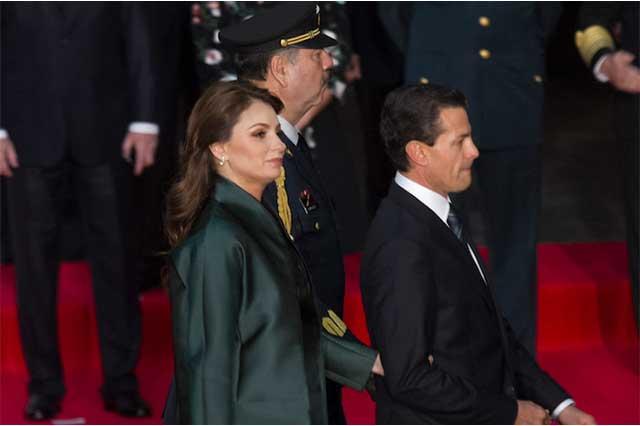 Angélica Rivera usa propiedad de un potencial cliente del gobierno: The Guardian