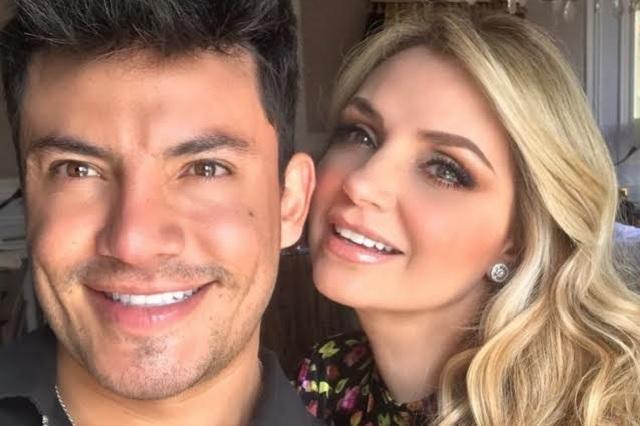 La Gaviota reaparece en redes con cariñoso mensaje a su ex, El Güero Castro