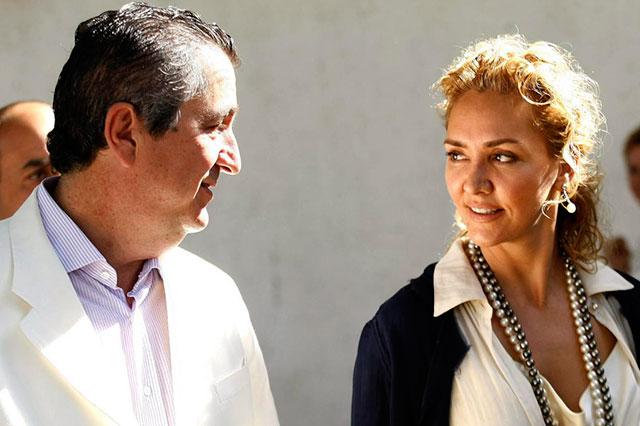 Cesan a MP que recibió querella en contra de Angélica Fuentes