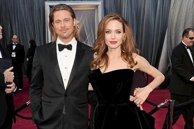 Angelina Jolie contó a Pax que Brad Pitt nunca quiso adoptarlo