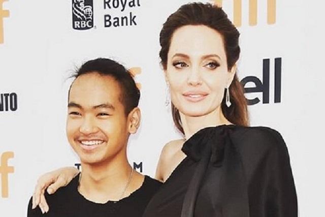 Angelina Jolie le deja toda su fortuna a uno de sus hijos