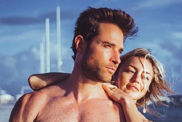 Angélica Boyer y Sebastián Rulli se van de vacaciones a Ibiza