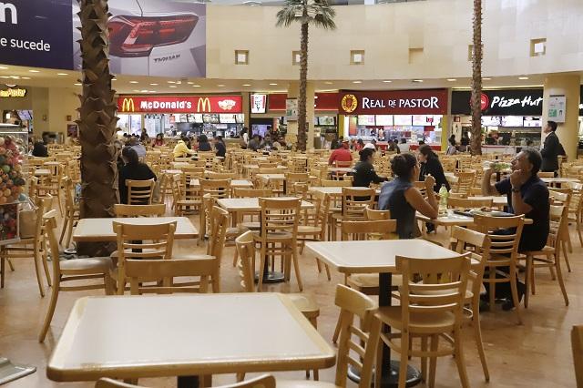 Cierran por 3 horas dos restaurantes de Angelópolis y Plaza Loreto