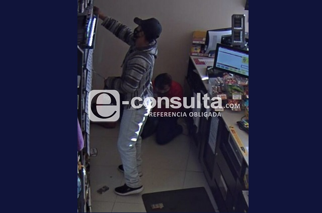 Buscan a El Anguila por asaltos a tiendas Oxxo