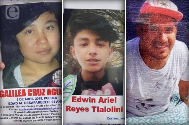Impotencia, angustia y dolor viven familias de desaparecidos