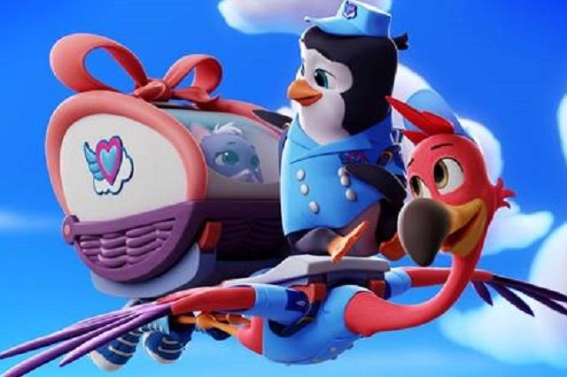 Tots, servicio de entrega de animalitos llega a Disney Junior