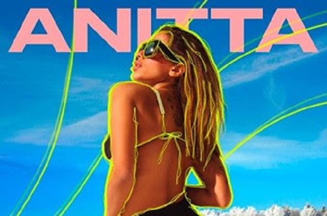 Anitta presenta Loco su tercer sencillo de Girl from Rio