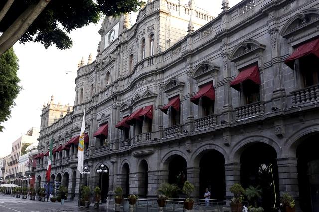 Se desploma calificación del gobierno de la ciudad de Puebla