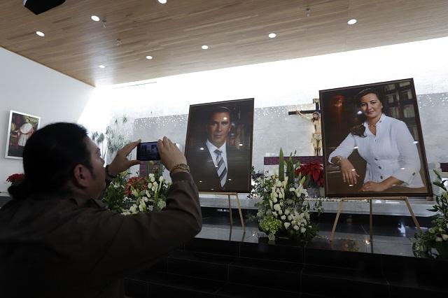 Burbuja de los Moreno Valle los abandona a 1 año de su muerte