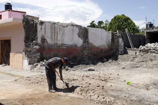 Sólo reconstrucción y mejora de hospitales trae 2021 para Puebla