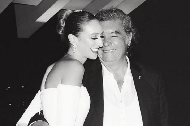 Jorge Hank y Carolina Kabande celebran su primer aniversario