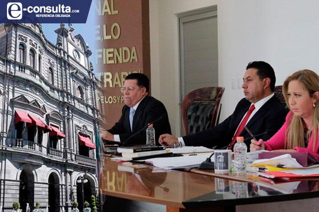 Ahora el TEEP acusa anomalías en el ayuntamiento de Puebla
