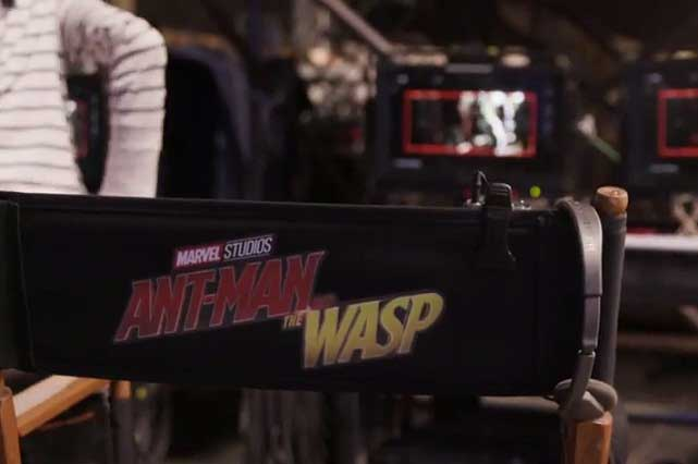 Marvel lanza teaser de Ant-Man and The Wasp