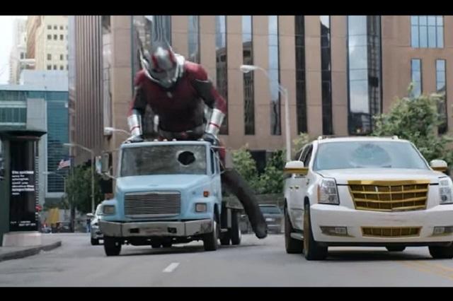 Estrenan nuevo tráiler de Ant-Man and the Wasp