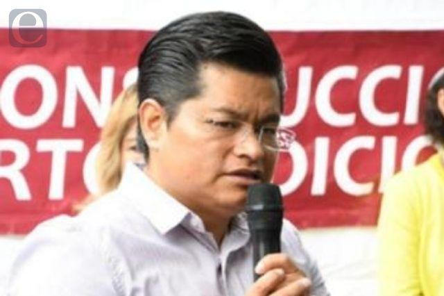 Antonio Teutli dice que dejará finanzas sanas en Coronango