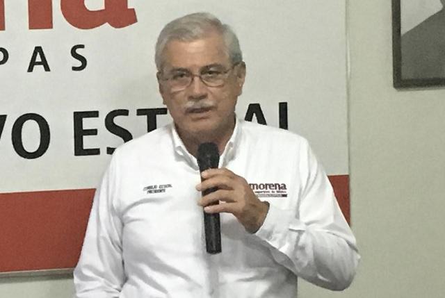Muere Antonio Leal Doria, candidato de Morena en Tamaulipas