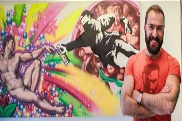 Antonio de Felipe, artista condenado a reconocer coautoría de su asistente