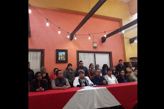 Antorcha Campesina no volverá con el PRI: Hersilia Córdova