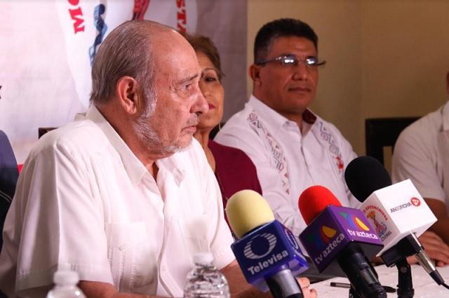 Barbosa fabrica delitos para encarcelar a 16 dirigentes: Antorcha