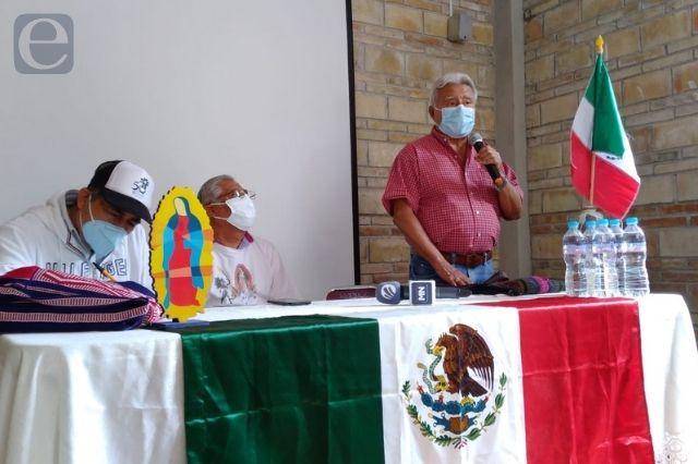 Buscan evitar covid en carrera de la Antorcha Guadalupana