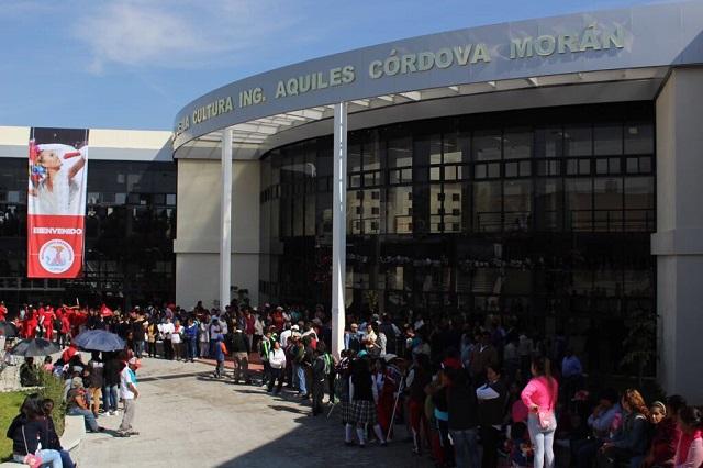 Acusan ingreso de policías a Casa de Cultura de Balcones del Sur