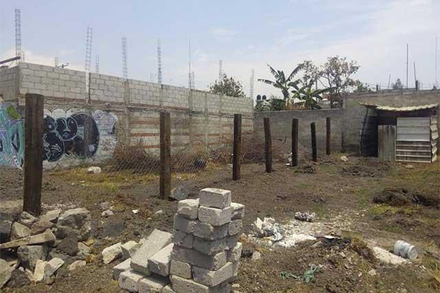 Acusan invasión de antorchistas en San Ramón Cuarta Sección
