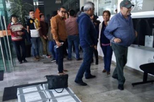 Antorcha vuelve a tramitar registro como partido ante IEE