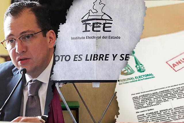 Niega magistrado presiones de AMLO al TEPJF por el caso Puebla