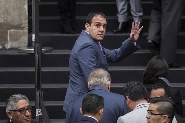 Anuncia el Cuau guerra contra el senador Germán Martínez