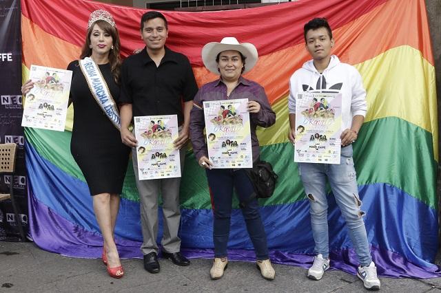 En marcha lésbico gay, 15 mil demandarán aprobar Ley Agnes