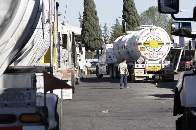 Apagón afecta a empresas del Parque Industrial Puebla 2000