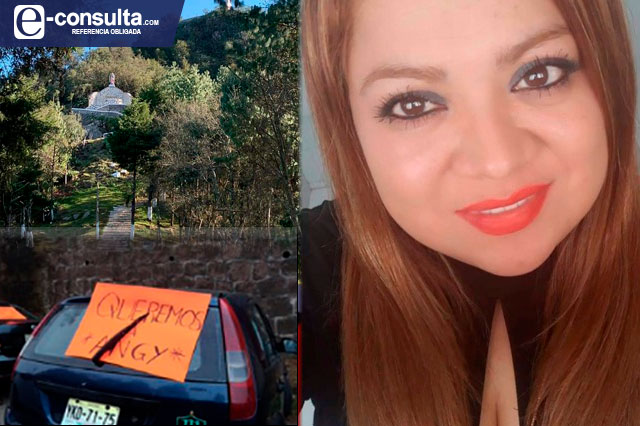Inician audiencias por asesinato de Angy Landa, familia pide justicia