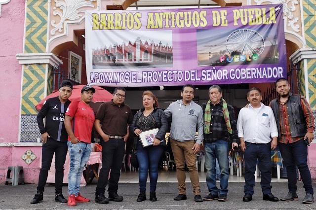 Comerciantes de El Alto quieren que llegue la Estrella de Puebla