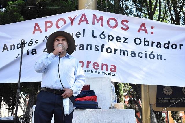 Reprograma Morena elección en Puebla para el 16 de agosto