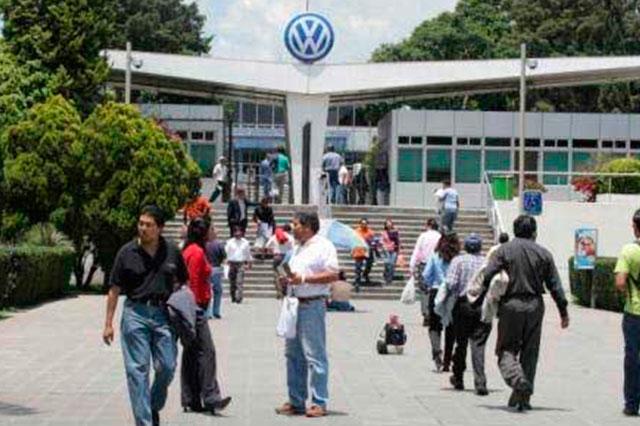 RMV ratifica apoyo del gobierno a trabajadores de VW