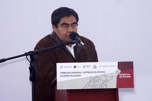Diputados discutirán reforma de la FGE propuesta por Barbosa