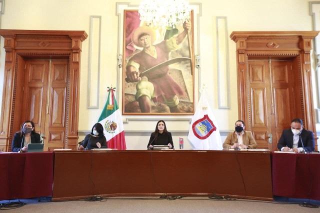 Reciben 746 microempresas apoyo económico del ayuntamiento de Puebla