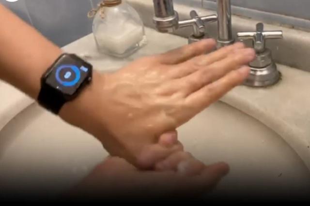 Mexicano crea App para fomentar el correcto lavado de manos