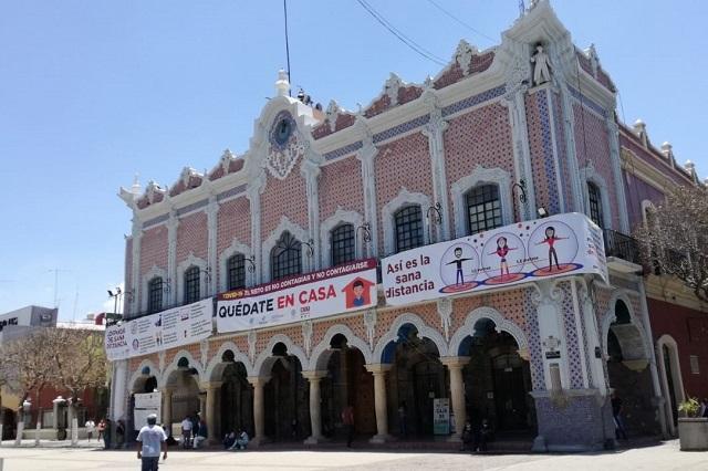 Por opacidad en ayuntamiento de Tehuacán llaman a comparecer a Contralor
