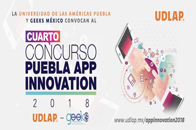 Conoce el programa del Cuarto Concurso Puebla App Innovation 2018