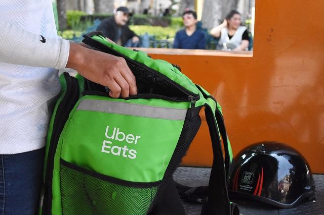 Uber Eats y Rappi bajan tarifas en apoyo a restaurantes de Puebla