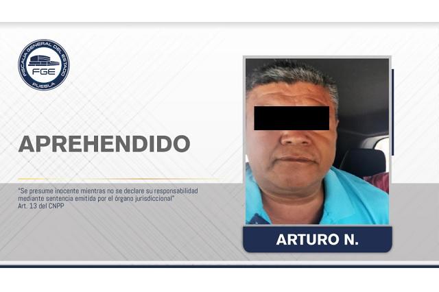 Aprehende FISDAI a cómplice de secuestro en Tecamachalco
