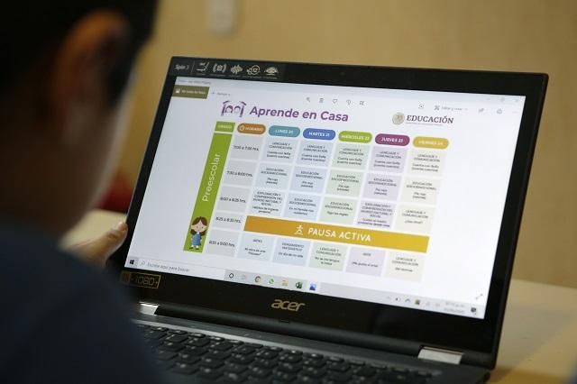 El 16 de agosto la SEP publicará programación de Aprende en Casa II