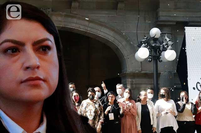 Definidas las 100 plazas que dará Claudia Rivera antes de irse